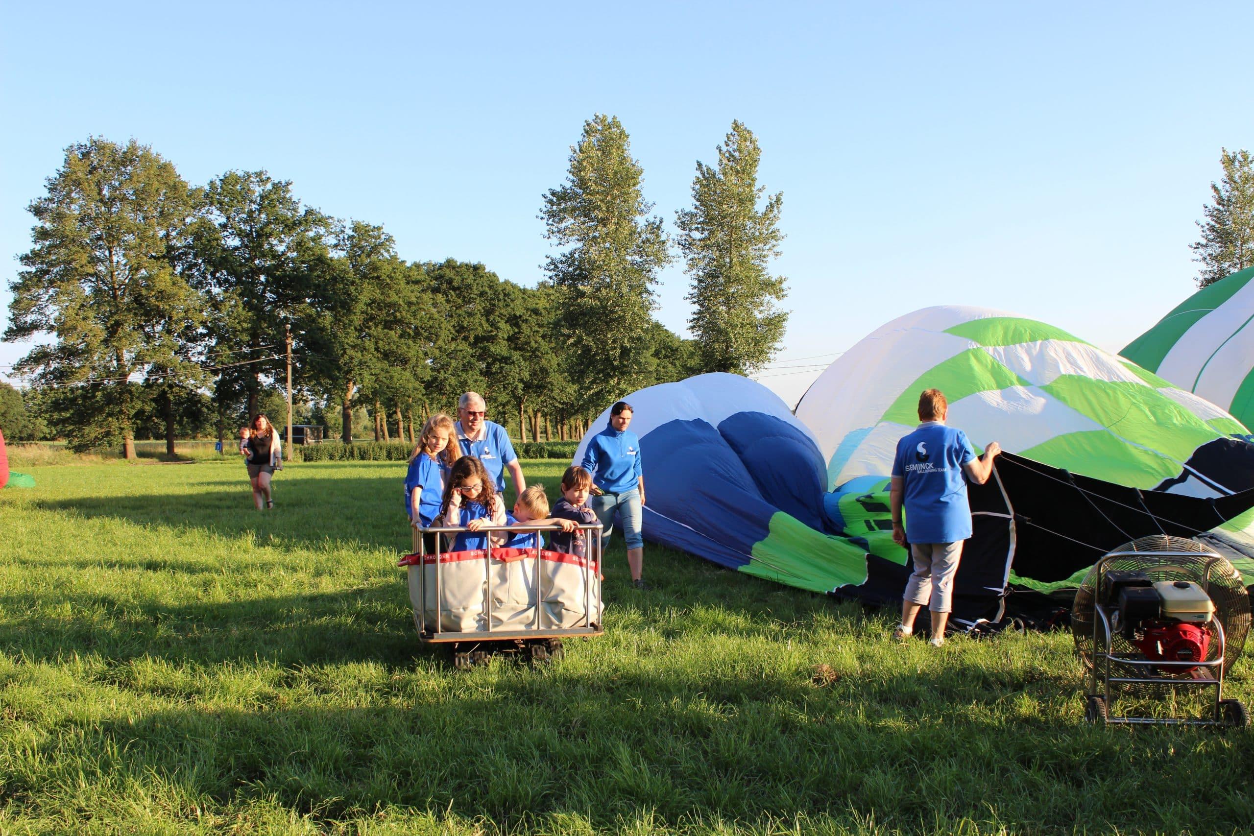 Ballonvaarten Tom Martens