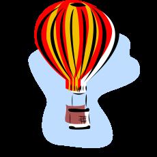 ballonvaren in een gezellige sfeer bij ballonvaarten Tom Martens